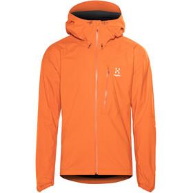 Haglöfs L.I.M III Jas Heren oranje